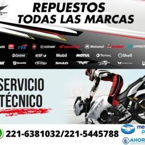 REPUESTOS DE MOTOS TODAS LAS MARCHAS