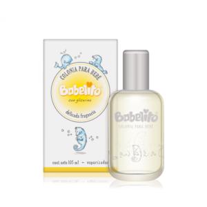 55122-Colonia para bebé – botella Vidrio con Vaporizador