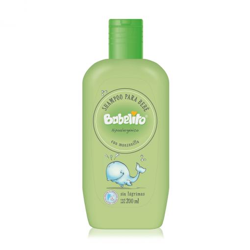 55126-Shampoo para bebé con manzanilla por 200ml
