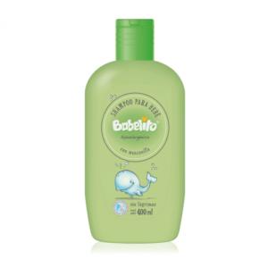 55140-Shampoo para bebé con manzanilla por 400ml