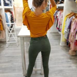Pantalón de Gabardina