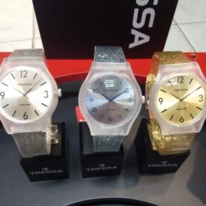 Reloj Tressa Glitter