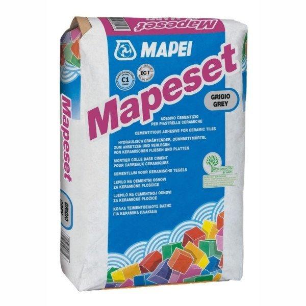 Pegamento Mapei Mapeset 25 Kg