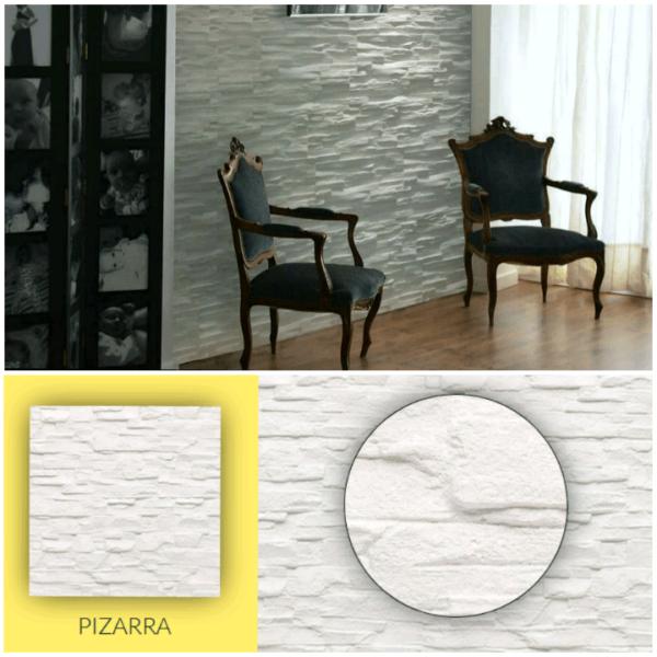 Placa Antihumedad Modelo PIZARRA