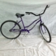 BICICLETA PLAYERA CON FRENO MANUAL RODADO 26