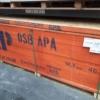 Placa OSB 9.5mm (1.22 mts x 2.44 mts)