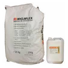 BASE COAT DOBLE COMPONENTE X 25kg