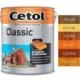 CETOL CLASSIC SATINADO x 4L NATURAL