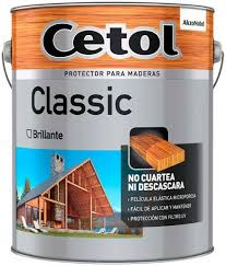 CETOL CLASSIC BRILLANTE x 4L NATURAL