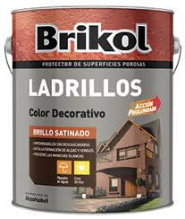 BRICOL LADRILLOS / CERAMICOS NATURAL x 4L