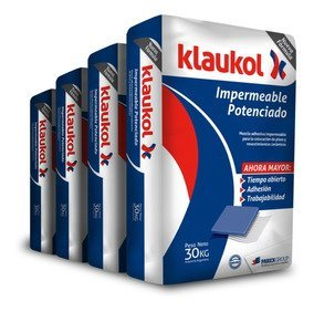 Klaukol Impermeable Fluído X 30 Kg Cerámica
