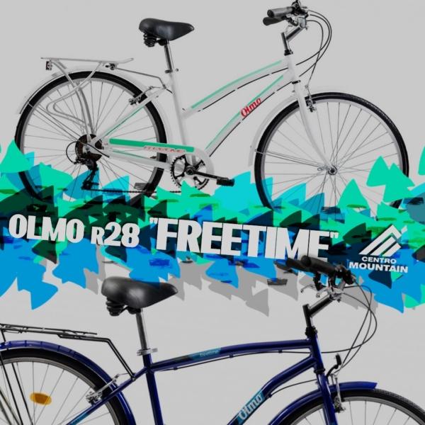 Olmo Freetime rodado 28