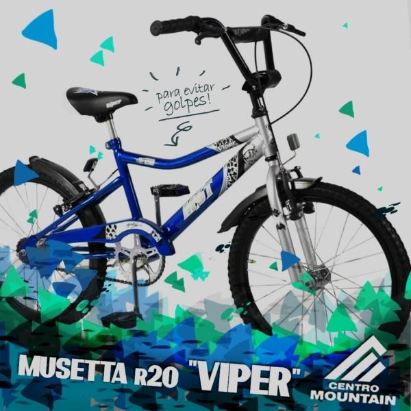 Musetta VIPER rodado 20