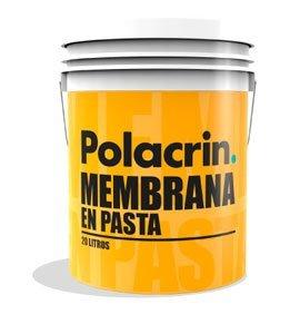 Membrana en Pasta Polacrin Blanca 10 Kg