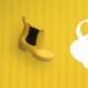 Botas para lluvia - Amarillo