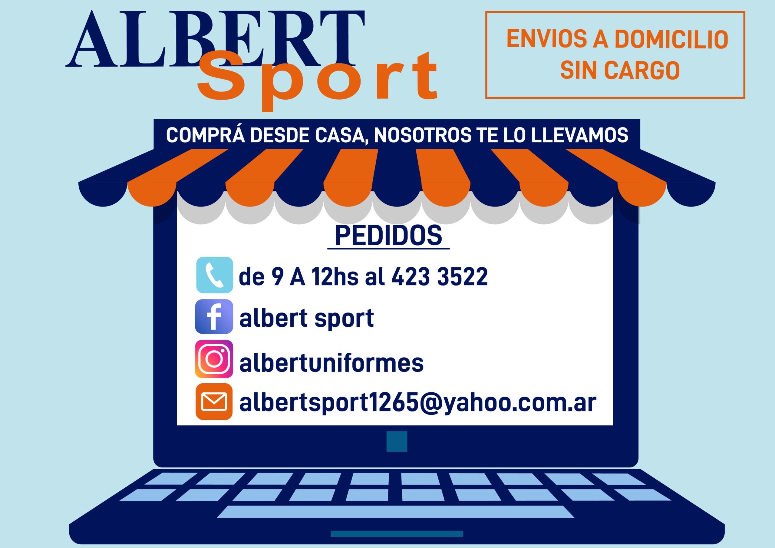Albert Sport